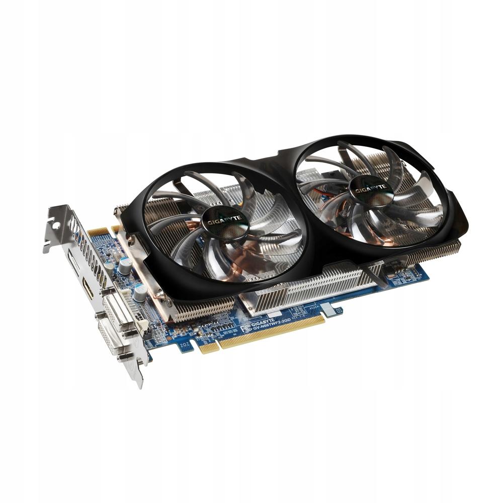 Gigabyte Geforce Gtx 660 Ti 2gb Ddr5 192 Bit 7717127064 Oficjalne Archiwum Allegro