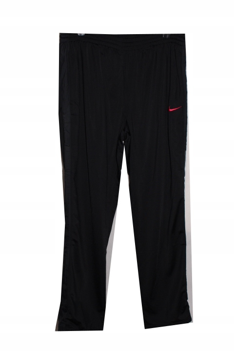 nike athletic dept spodnie dresowe black L jogging