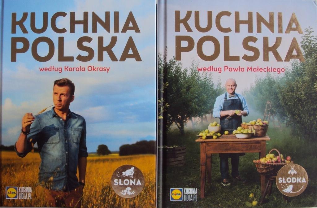 Kuchnia Polska Slodka Slona Okrasa Malecki Lidla 7610847245 Oficjalne Archiwum Allegro