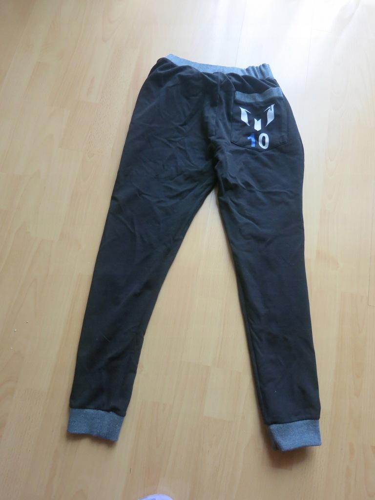 Spodnie ciepłe, ocieplane MESSI 158 cm