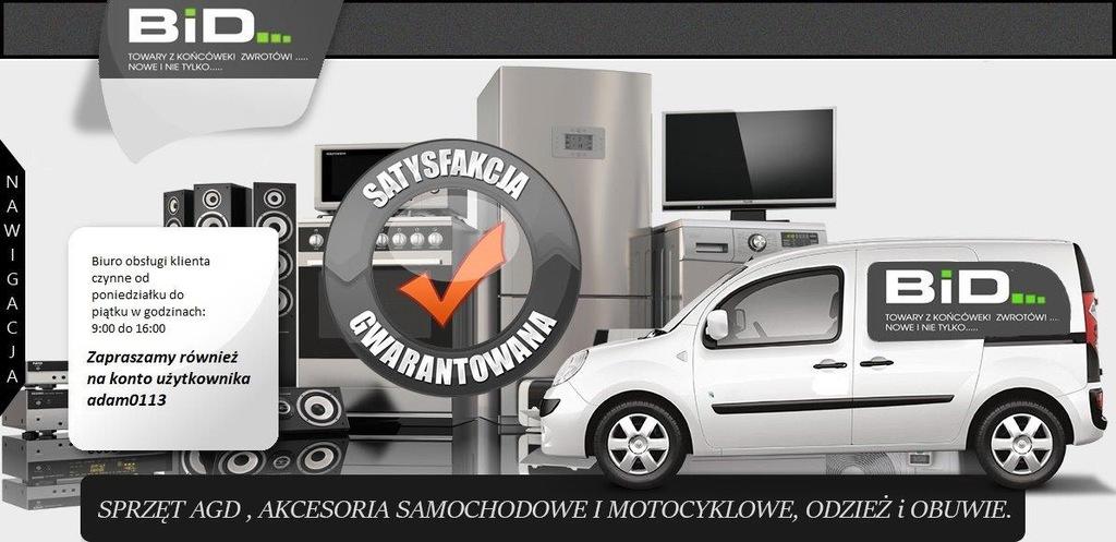 Sokowirówka H.Koenig GSX18 400W 1L 240V srebrna 7352699852