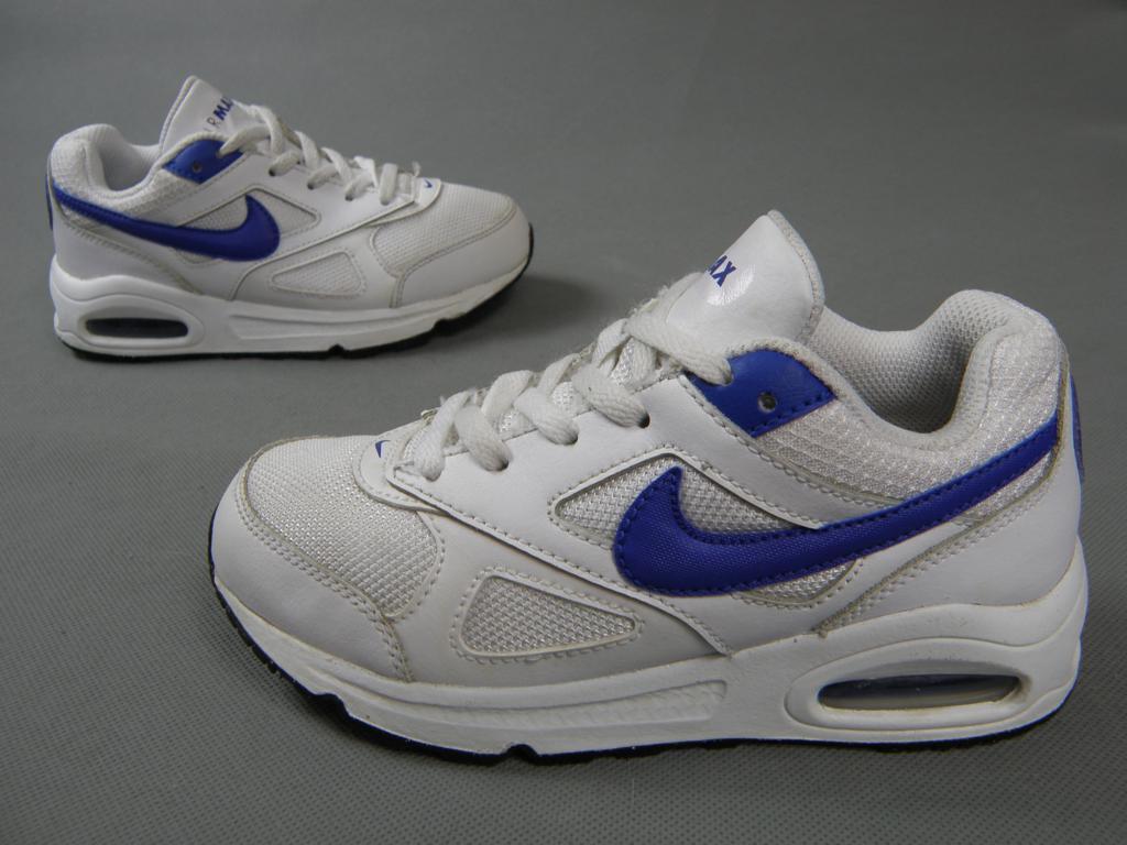 NIKE AIR MAX IVO TD skórzane buty sportowe 31,5 7170122501
