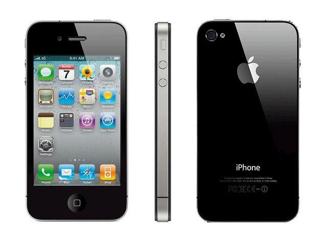 APPLE iPhone 4S 16GB BLACK NOWY FV23% POZNAŃ FOLIA