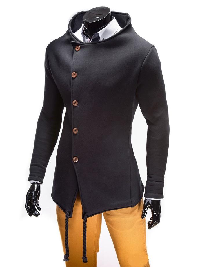 asymetryczna bluza męska