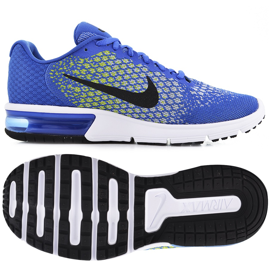 Buty NIKE Air Max SEQUENT 2 852461 401 41