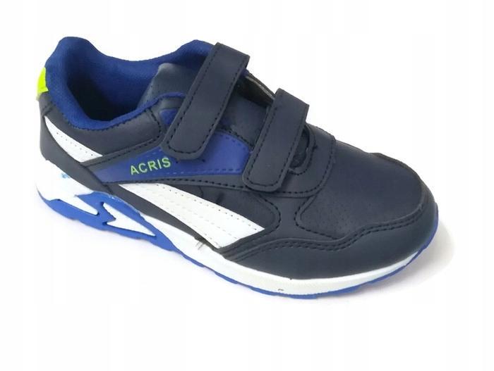 adidasy sportowe buty chłopięce r28 granat Wojtuś