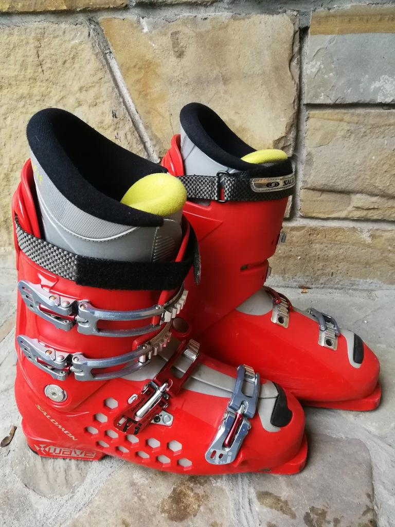 Buty narciarskie Salomon Xwave 7 7627403917 oficjalne