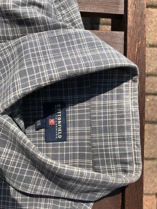 Weekendowa koszula Cottonfield rozmiar XXL