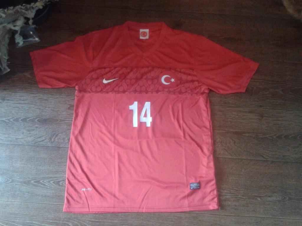 Koszulka Turcja nike L #14 ARDA
