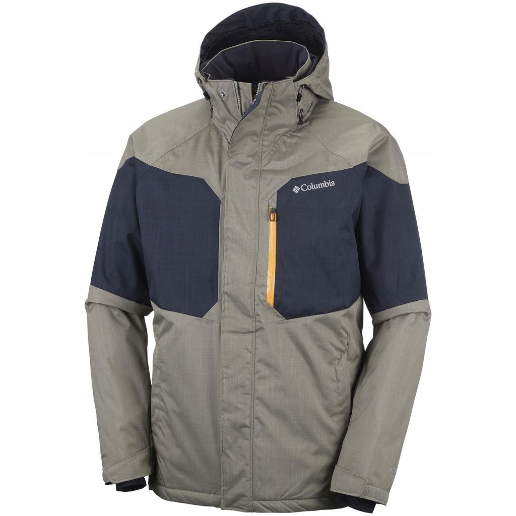 Kurtka zimowa narciarska ALPINE Columbia L