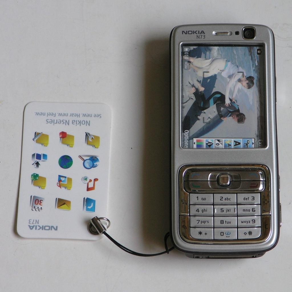 Nokia N73 atrapa telefonu oryginalna