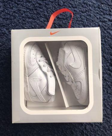 Nike Force 1 buty niemowlęce rozm. 17