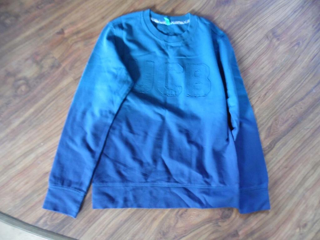 BENETTON cieniowana bluza r. 140 NOWA