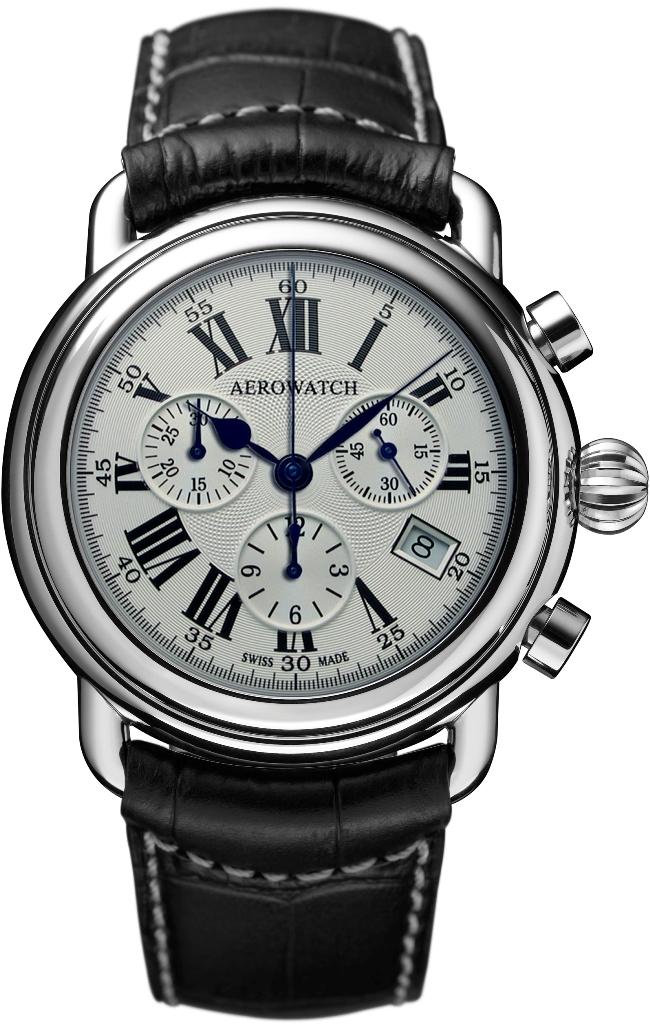 Aerowatch 1942 Chrono Quartz 83926 AA01