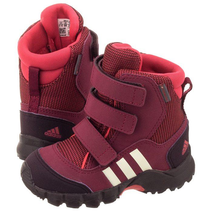 buty dziecięce zimowe adidas r 25 CM7279