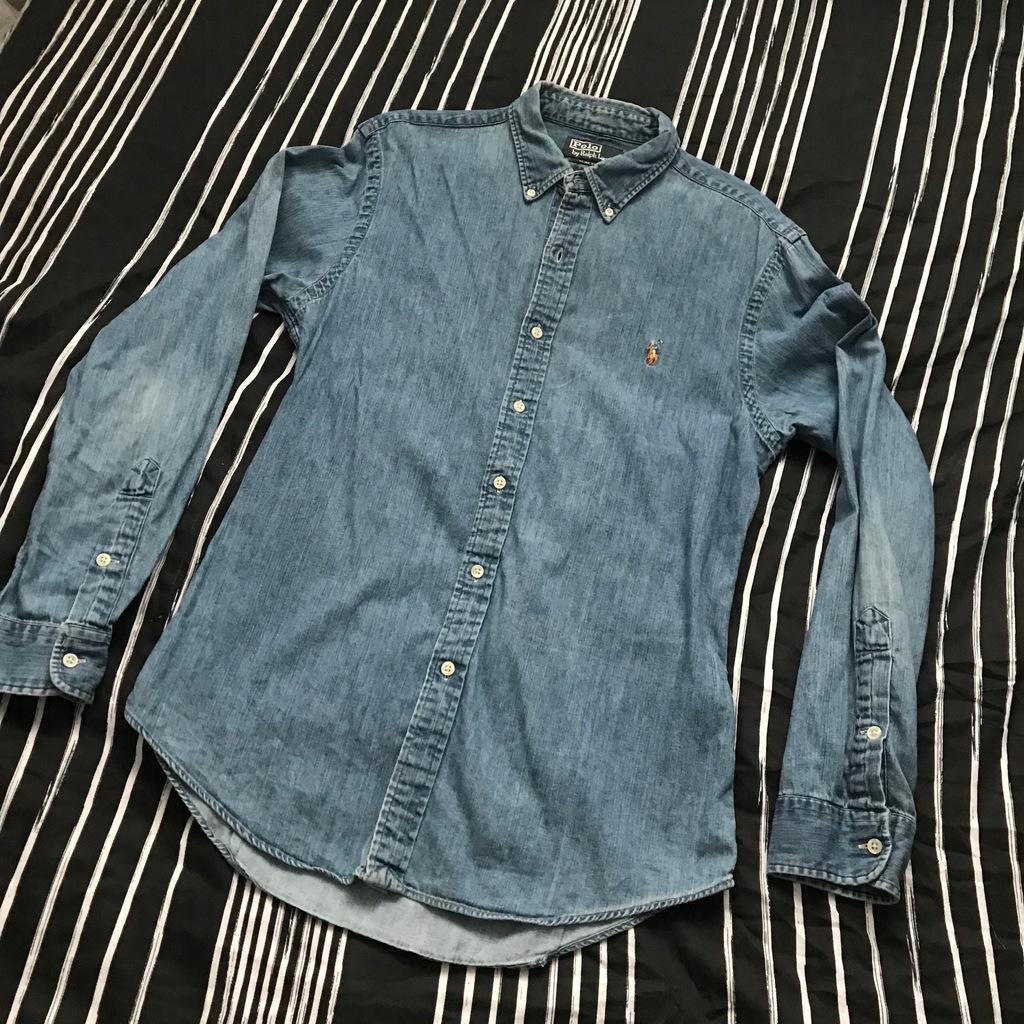 Koszula Ralph Lauren Jeans M Slim fit