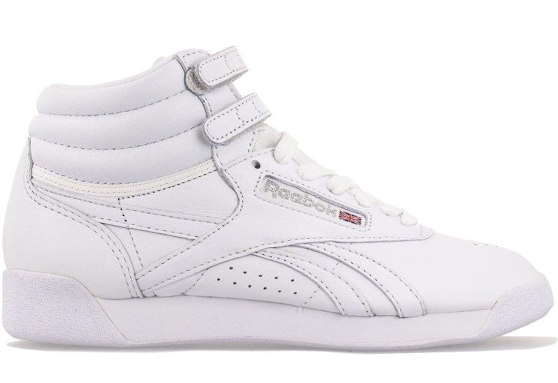 buty reebok freestyle hi w kategorii Damskie obuwie sportowe