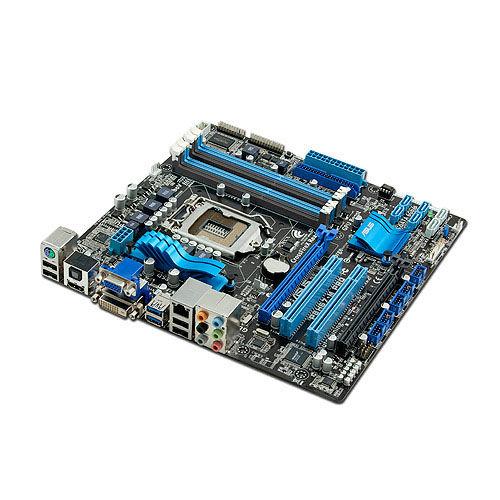 ASUS P8H67-M PRO B3 USB3 SATA3 1155 DDR3 sFV