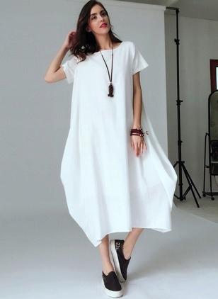 FLORYDAY biała sukienka maxi 4446