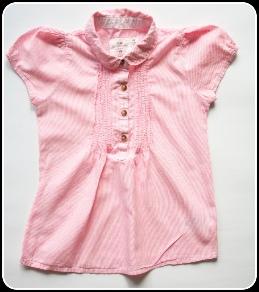 Koszula t-shirt bluzka H&M rozm. 86