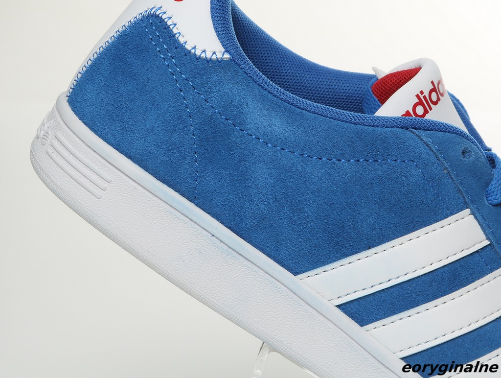 Buty męskie Adidas Vlneo Court F38481 r.42 23***
