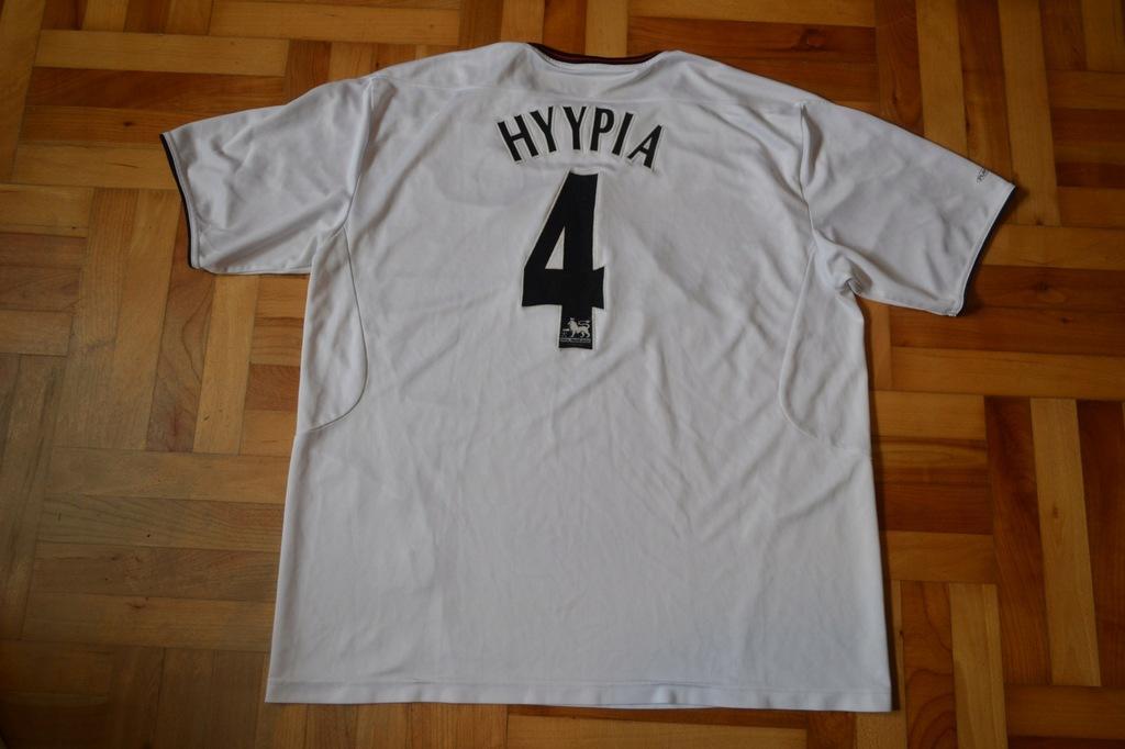 LIVERPOOL FC Reebok XL 2003/2005 SAMI HYYPIA