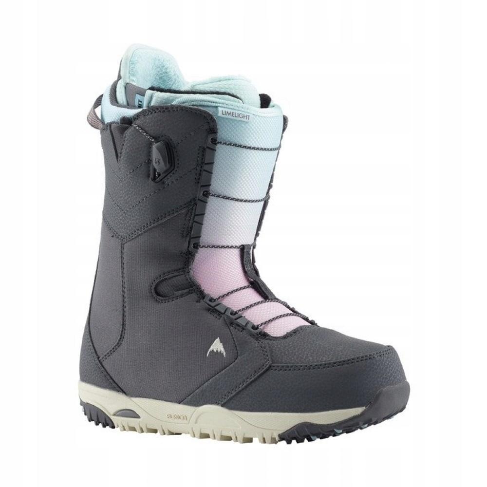 Buty Snowboardowe Damskie Burton Limelight 7597989436 Oficjalne Archiwum Allegro