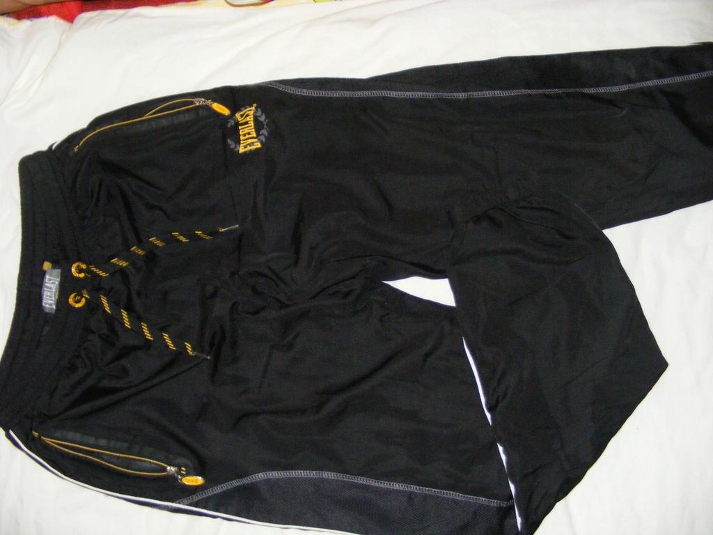 spodnie dresowe EVERLAST rozm M