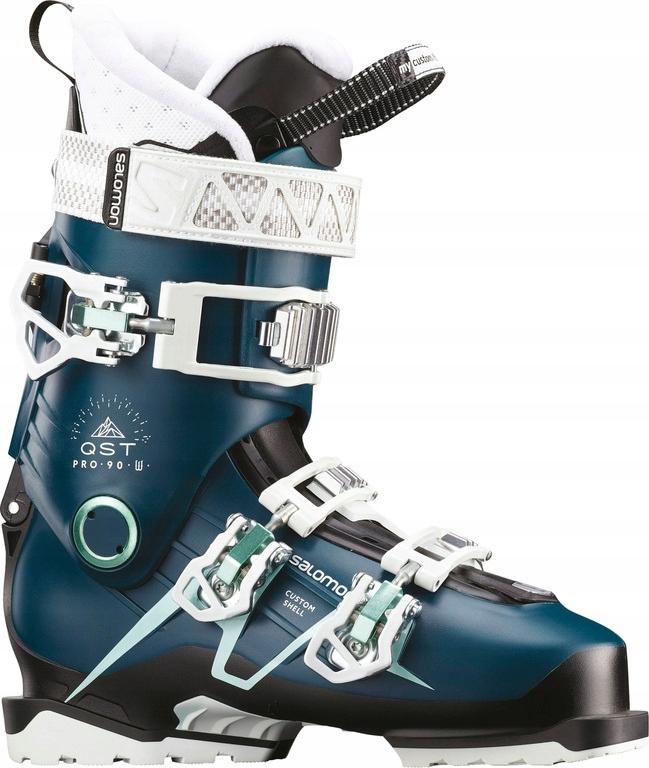 Buty narciarskie Salomon QST Pro 90 W Niebieski 25