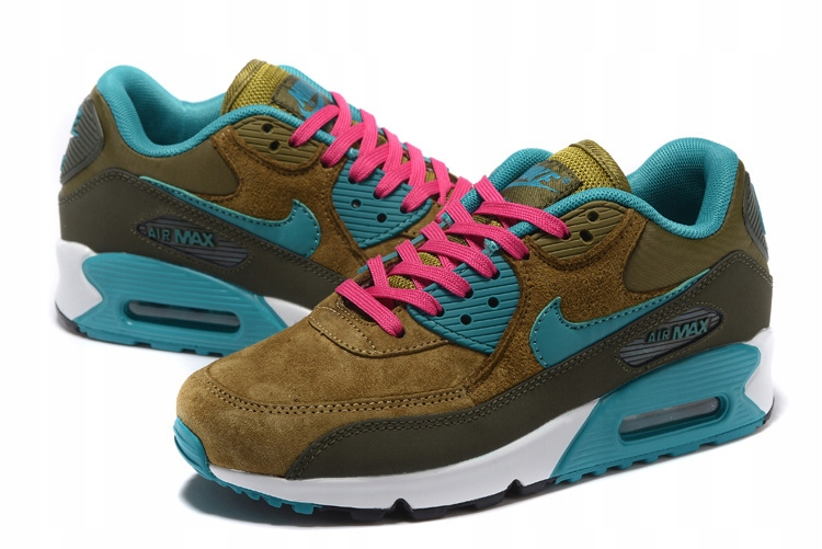 BUTY NIKE AIR MAX 90 LEATHER 768887 300 WIELOKOLOROWY