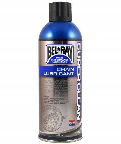 Smar do łańcucha BEL-RAY SUPER CLEAN 400ml