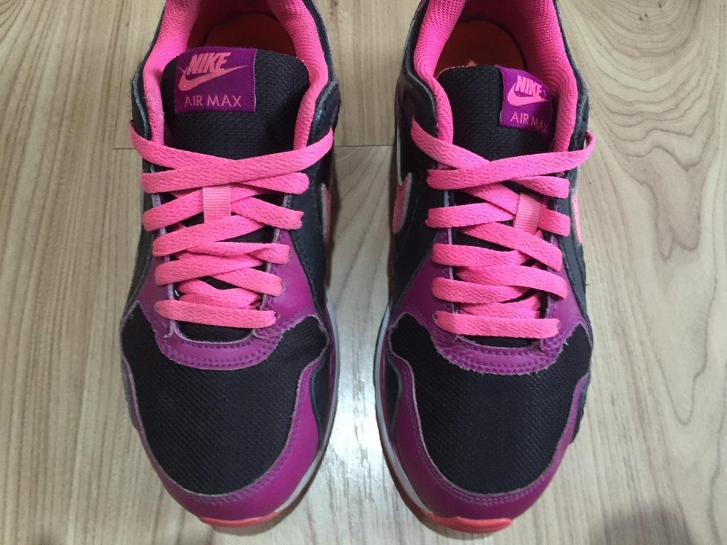 Sportowe buty Nike Air Max skóra r.38.5 24cm