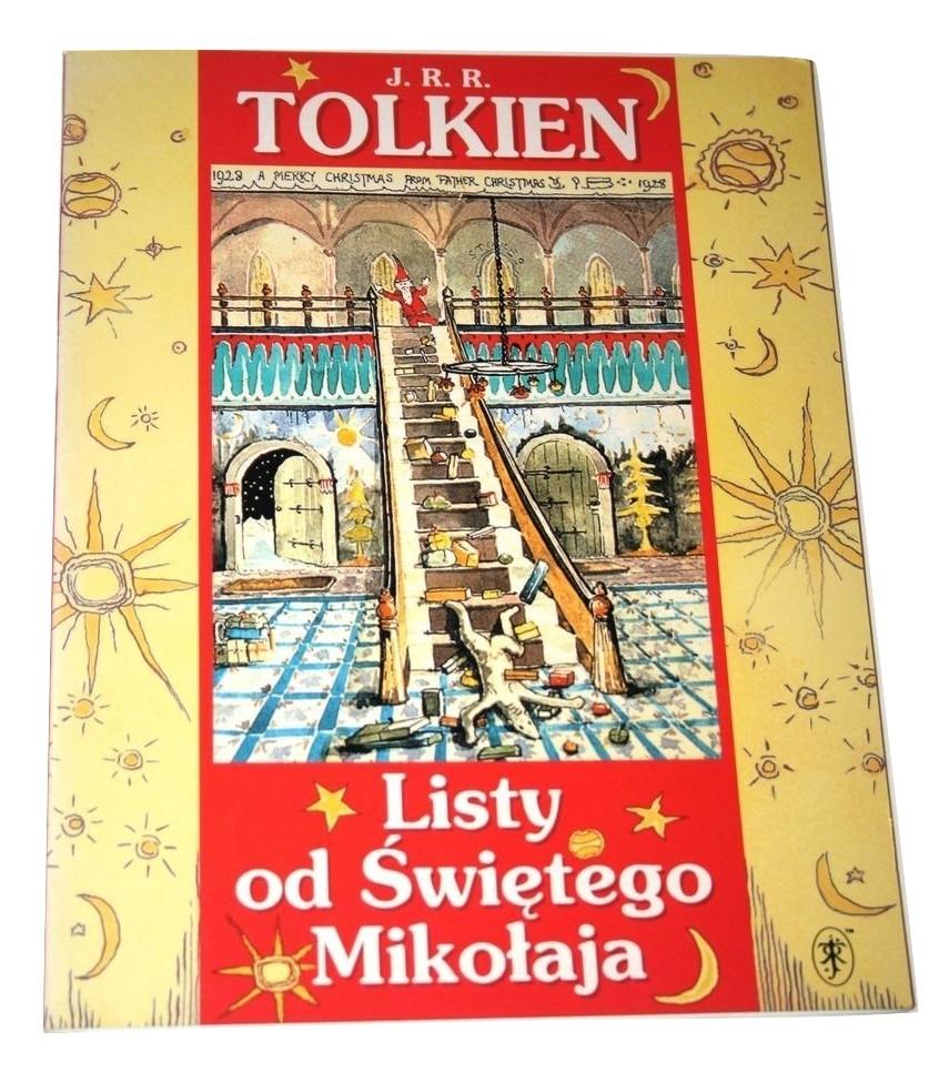 Tolkien Listy Od Swietego Mikolaja 7246122601 Oficjalne Archiwum Allegro