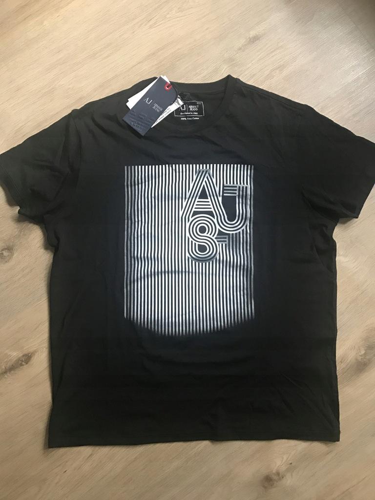 T shirt ARMANI JEANS nie boss