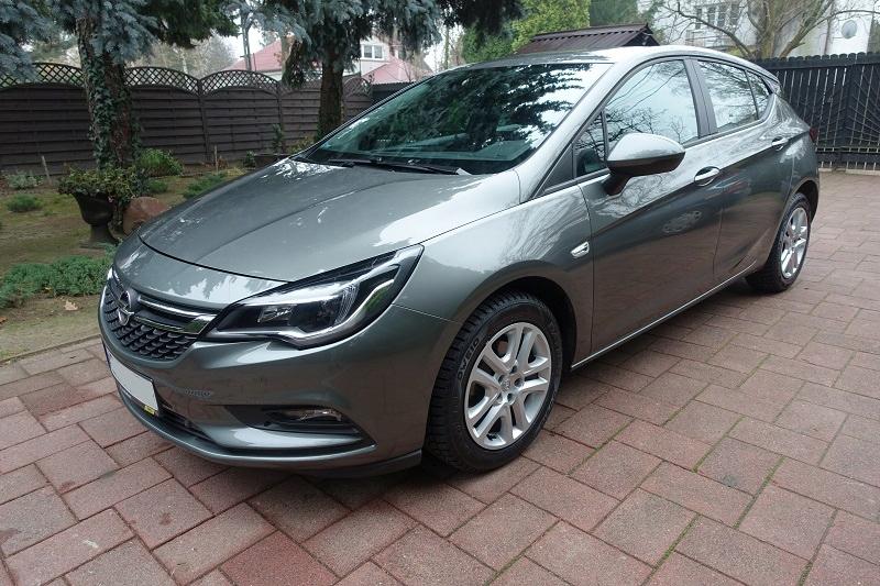 Opel Astra V 1 4 T Automat 2018 Fabrycznagwarancja 7712353595 Oficjalne Archiwum Allegro