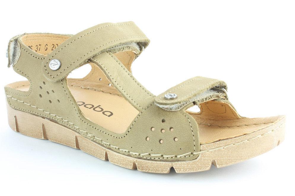 Sandały damskie Nagaba 306 bordo PROMOCJA R36