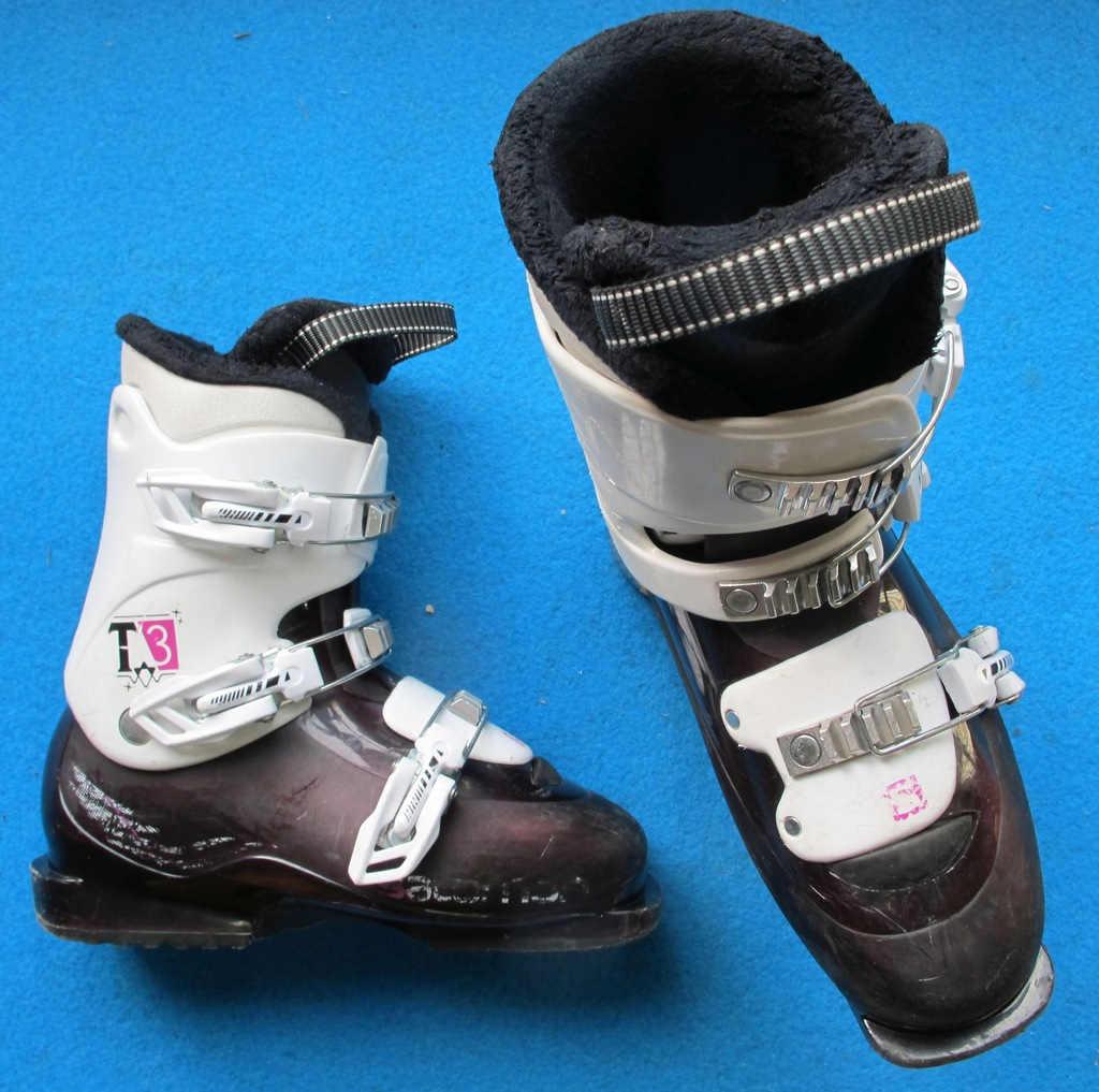 Buty narciarskie SALOMON T3 24,0 37,0 juniorskie