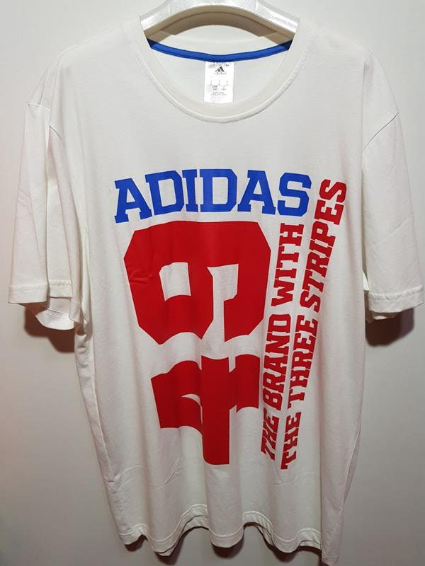 T-Shirt Adidas M63431 roz.L