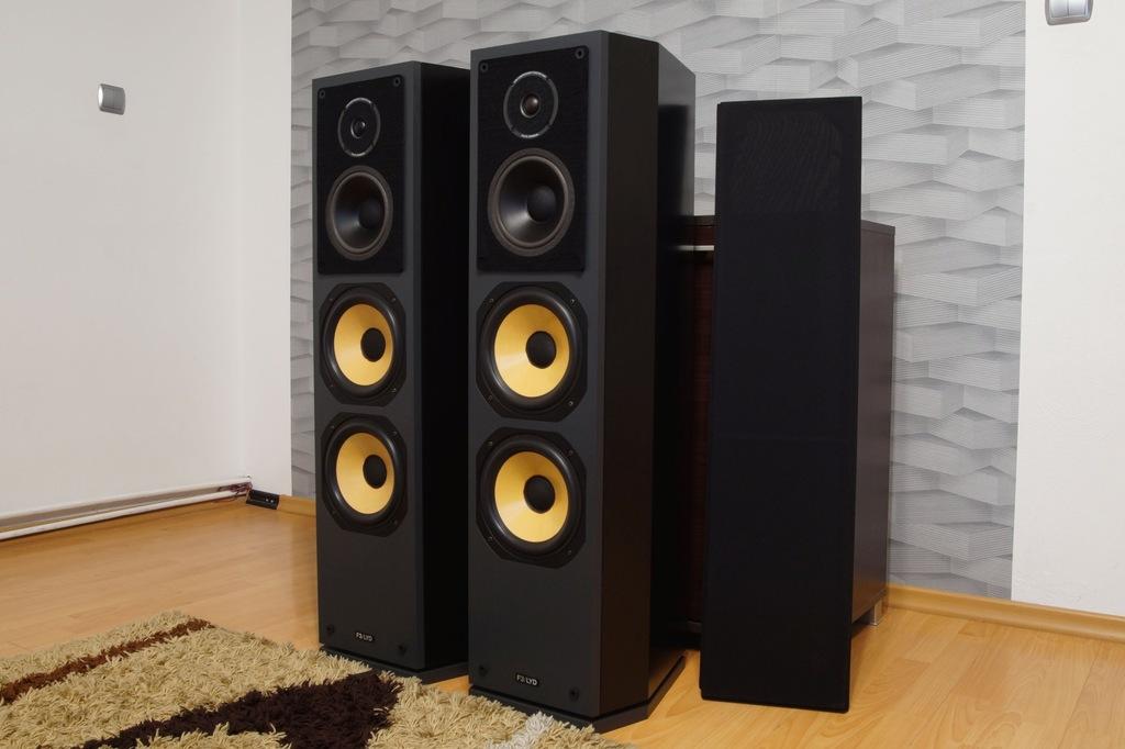 Kolumny Stereo Audiovector 5 w doskonałym stanie!