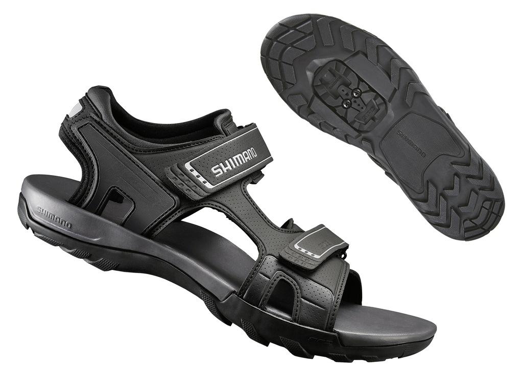 SHIMANO sandały ROWEROWE SH SD500 buty 45-46 SPD
