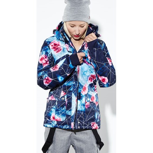 chillin kurtka damska narciarska