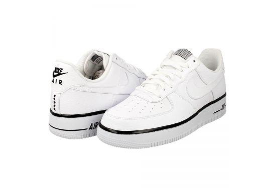 buty nike air force 1 07 białe 488298 160