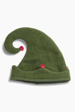 NEXT świąteczna czapka skrzata 3-6 m