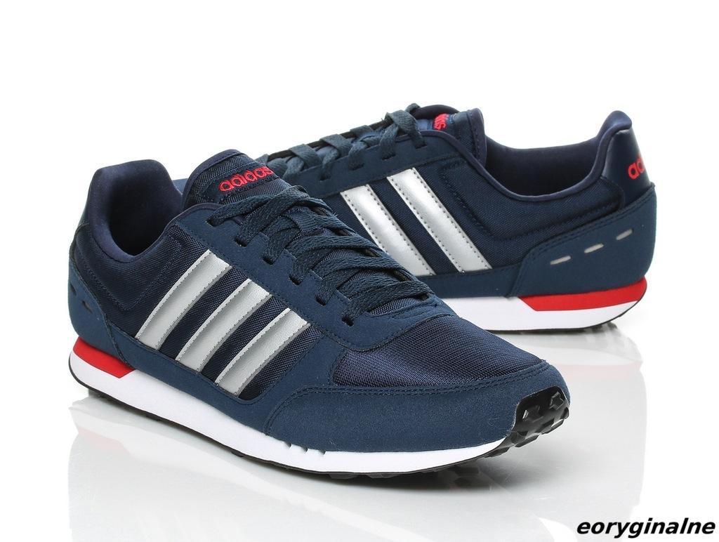 Buty męskie Adidas Neo City Racer BB9684 R.44 23