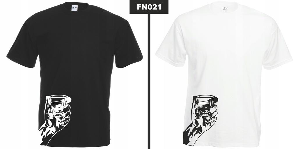Koszulka Z Nadrukiem FN021