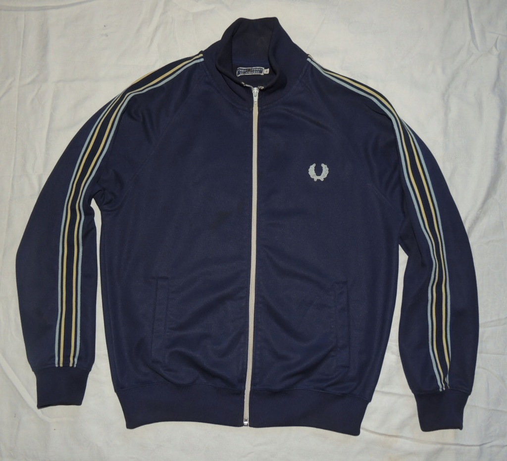 FRED PERRY bluza bawełna - polyester S