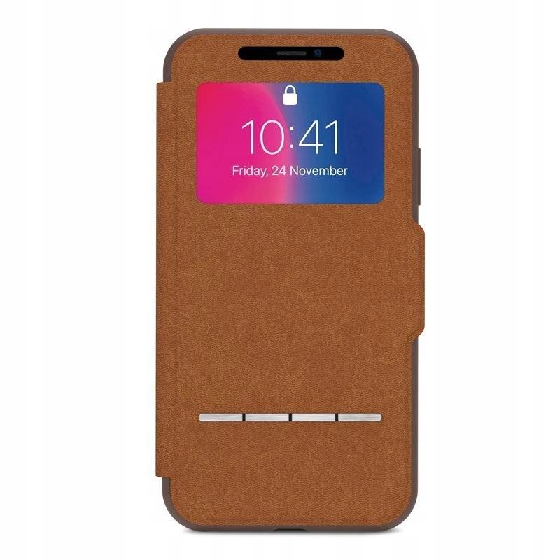 Moshi SenseCover Etui z klapką dotykową iPhone X