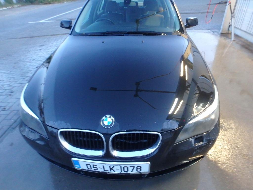Maska Bmw E60 Black Sapphire Metali 7644837107 Oficjalne Archiwum Allegro