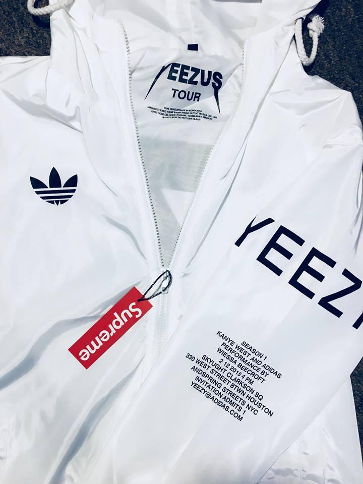 Kurtka Adidas x Supreme x Yeezy roz. L