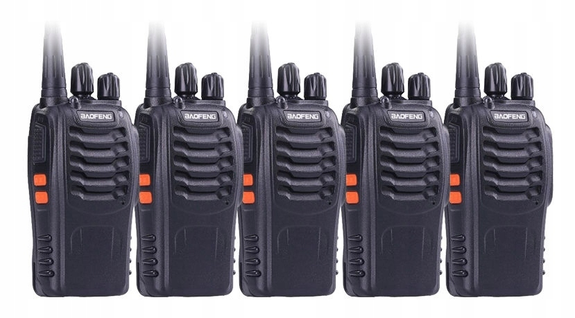 Radiotelefon BAOFENG BF-888S UHF PMR Krótkofalówka